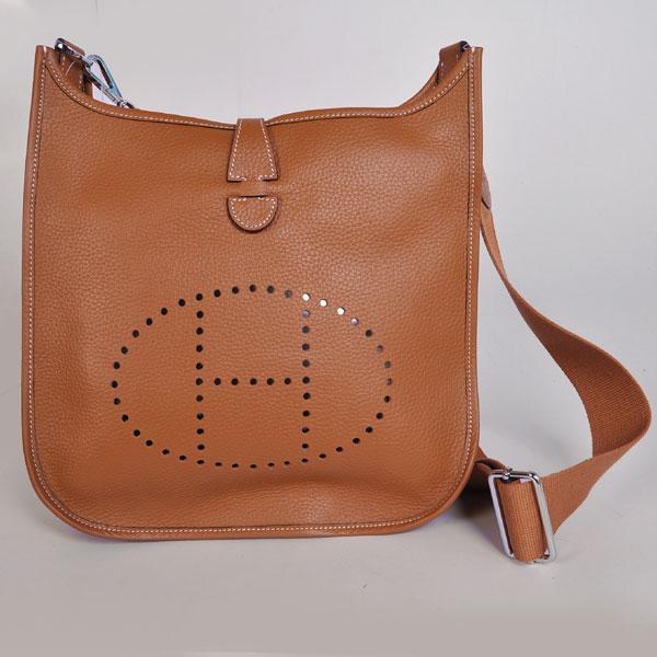 Hermes Evelyne III PM brown - designerbound.com