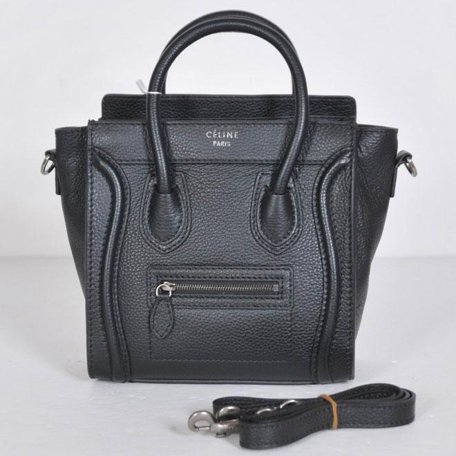 23f9544f52e9 Celine Bag Replica - Luggage Nano - DesignerBound.com