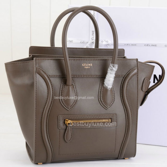 fake micro luggage handbag