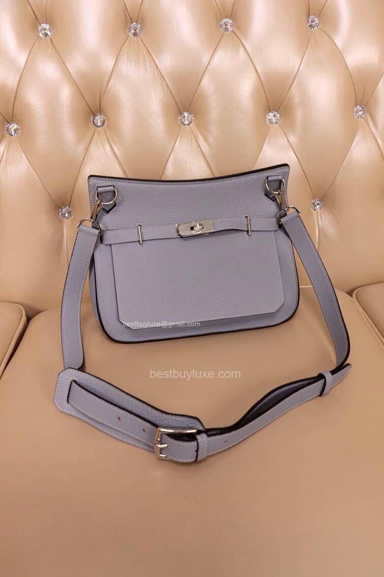 High Replica Hermes Jypsiere 28 Bag Pale Blue