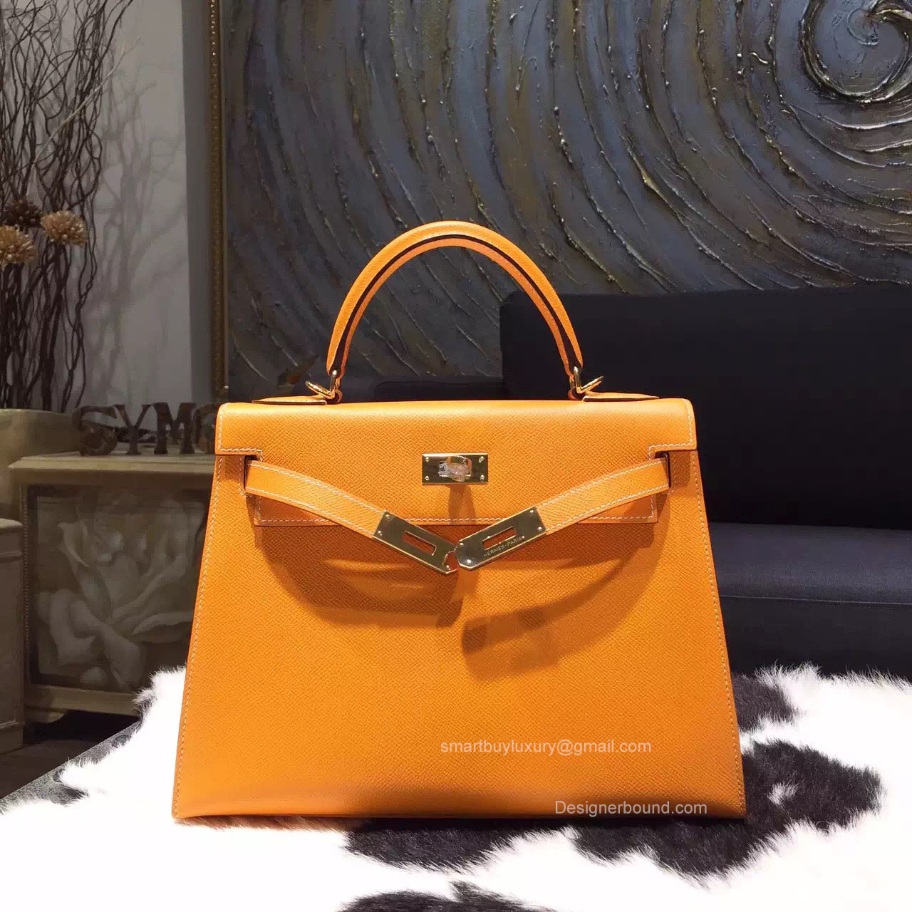 44f657b478e9 ... low price hermes kelly 28 jaune 9v epsom leather handstitched gold hw  b8f77 ede76