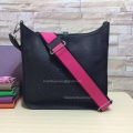 Hermes Evelyne III Bag PM in Black Togo Leather