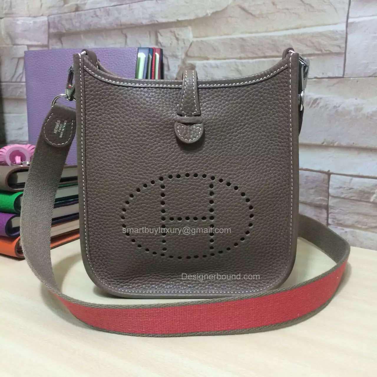 ... order hermes evelyne iii bag in etoupe togo leather tpm 2c814 e0046 ... f03ca99824