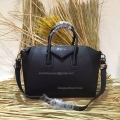 Givenchy Medium Antigona Bag in Black Coatskin 285173L