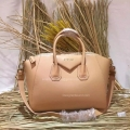 Givenchy Medium Antigona Bag in Beige Smooth Calfskin 285173L