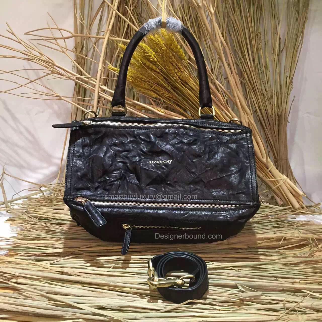 dea611cada Givenchy Pepe Pandora Large Messenger Bag Black 285165 -