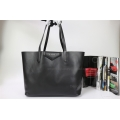 Givenchy Antigona Large Tote in Black Calfskin