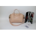 Givenchy Antigona Medium Bag in Nude Smooth Calfskin