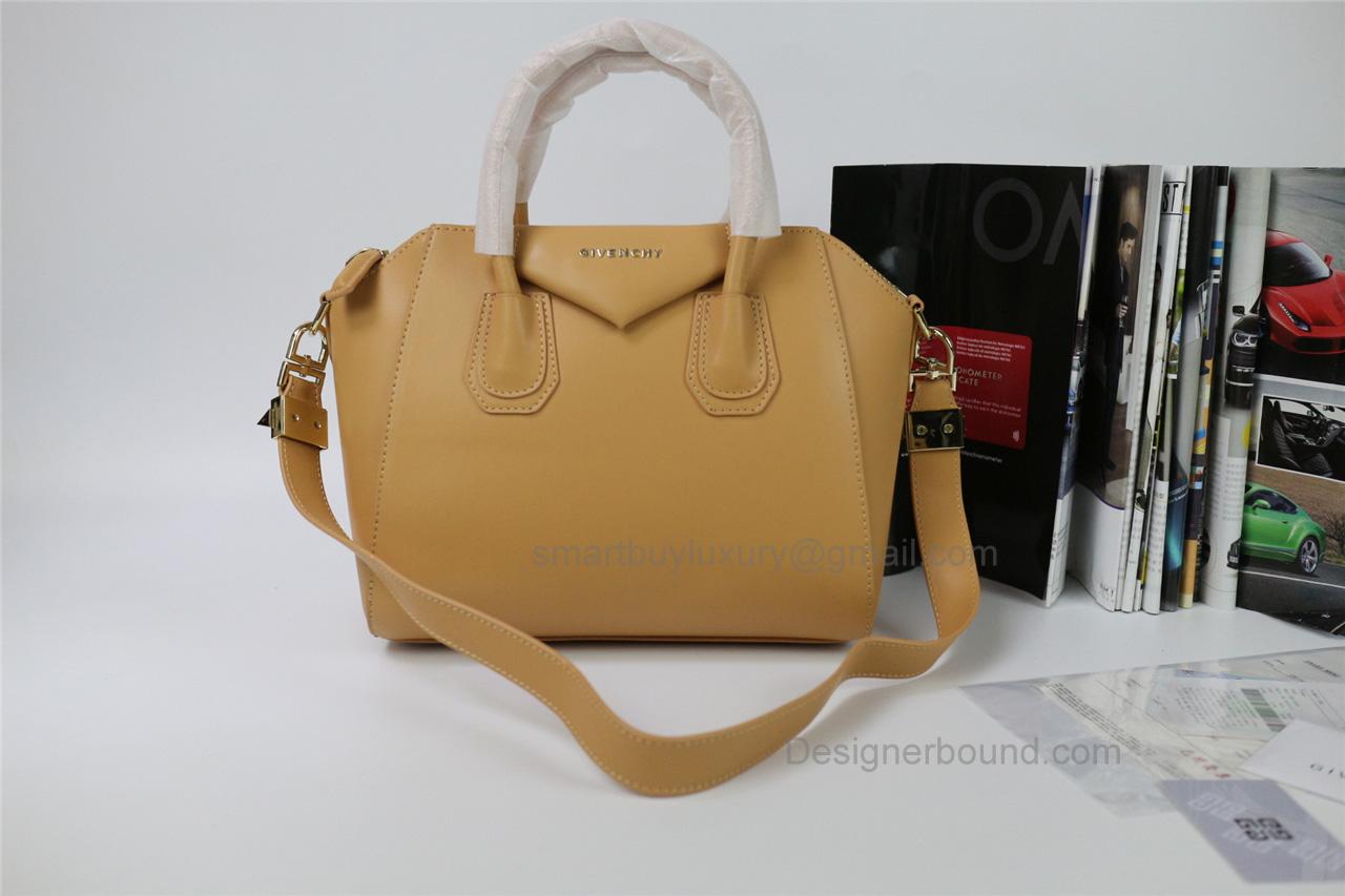 a33772a5e2 Givenchy Antigona Medium Bag in Skin Color Smooth Calfskin
