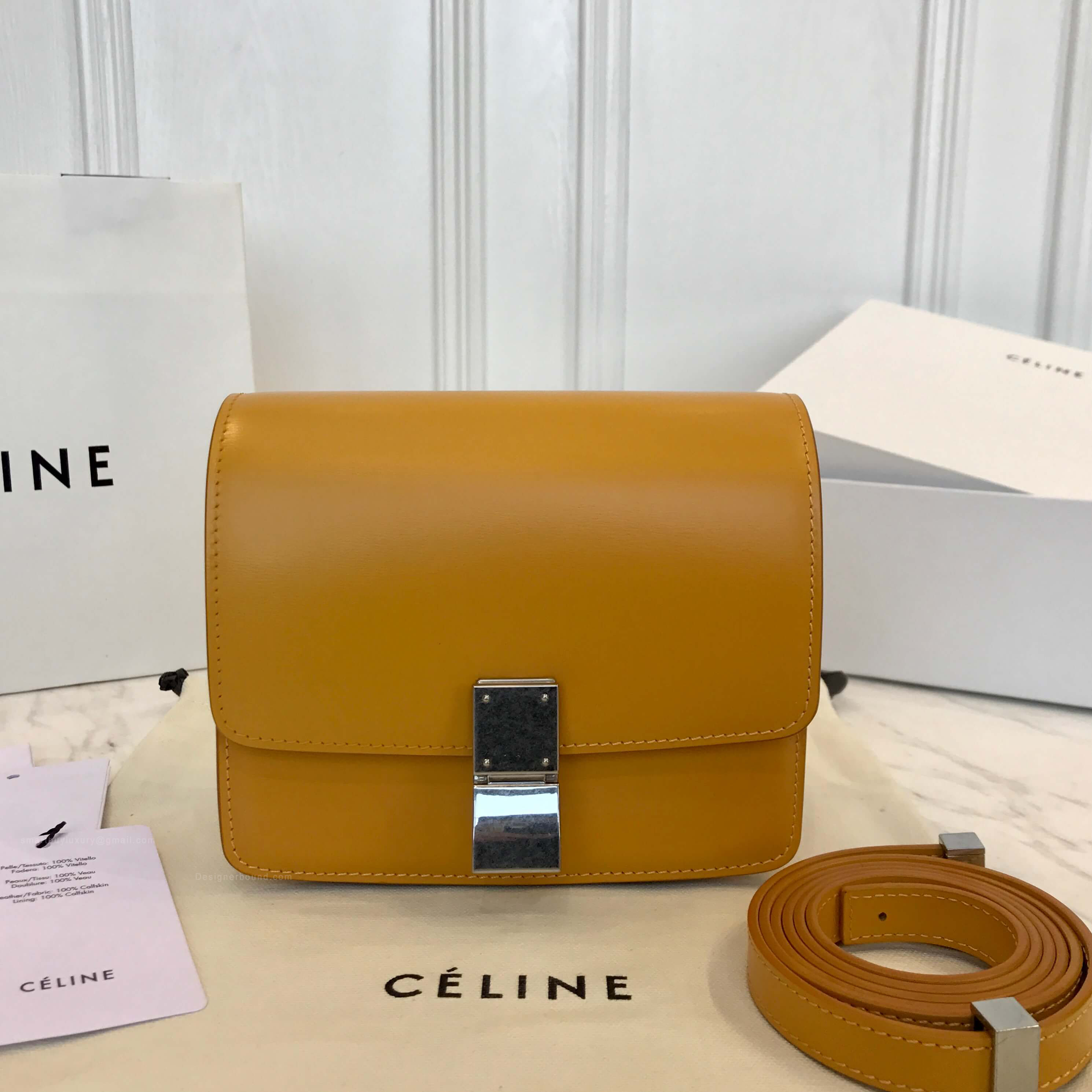 74b8beedecdc Celine Classic Box Bag Small - Identical Celine Replica ...