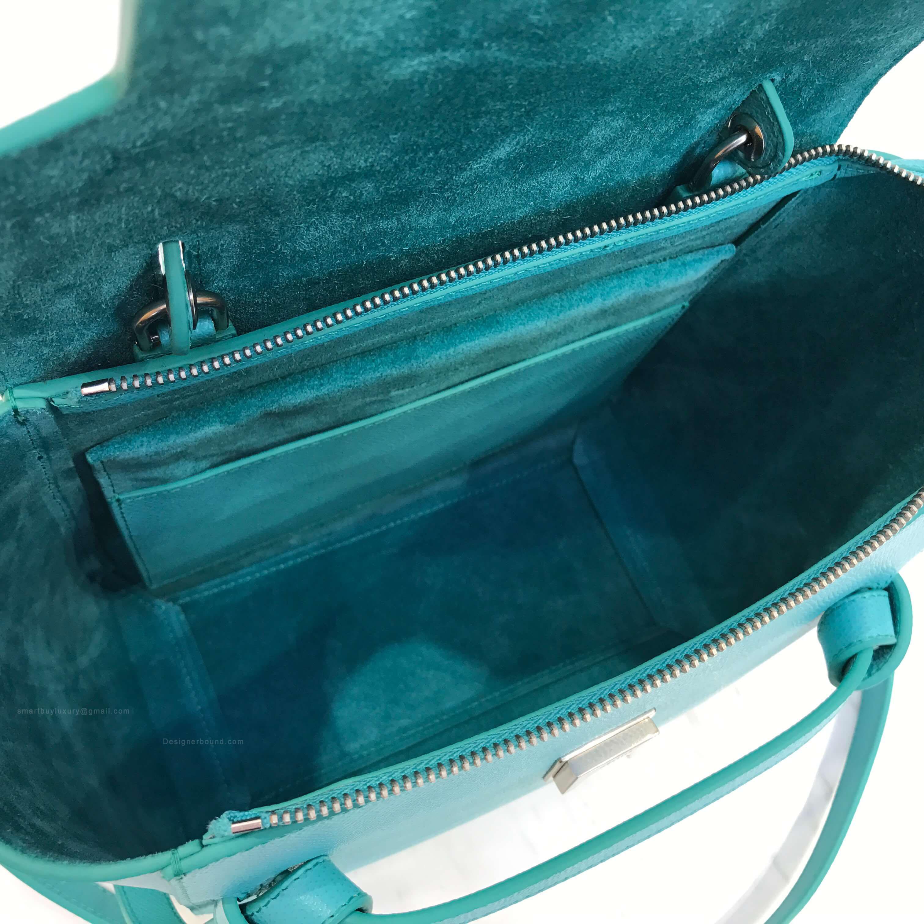 88ed566aefcc Celine Micro Belt Bag in Cactus Grained Calfskin. CELINE ...