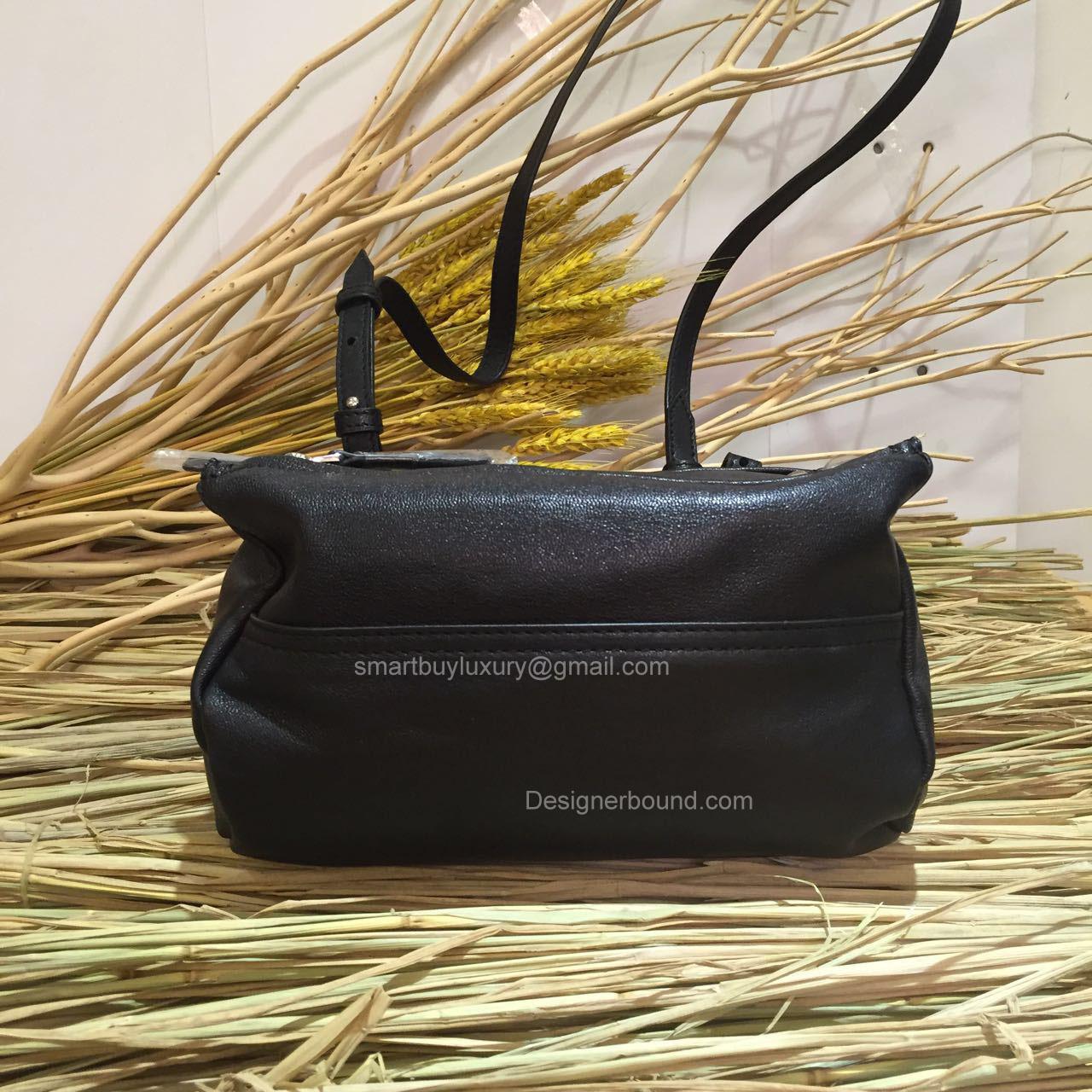 17b19ab1d5b1 ... Givenchy Pandora Mini Messenger Studed Bag Black 285172 ...