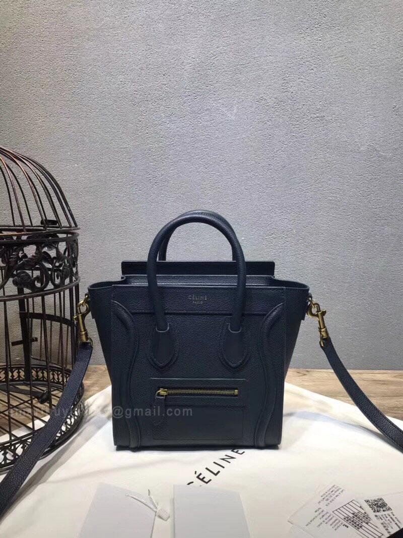1e8ccf6971 Celine Bag Replica - Luggage Nano - DesignerBound.com