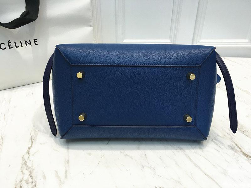 cheap celine replica handbags - mini belt bag in sea goatskin