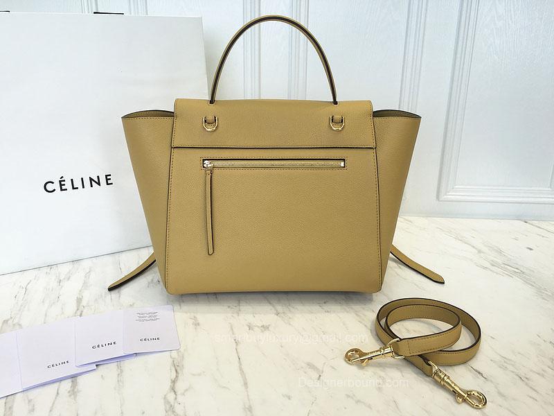 celine replica small belt bag