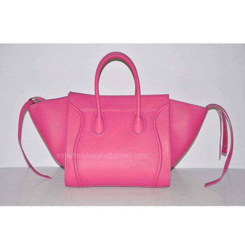 celine bags buy online - Hot Pink Celine Phantom Luggage Replica Bag in Real Calfskin ...