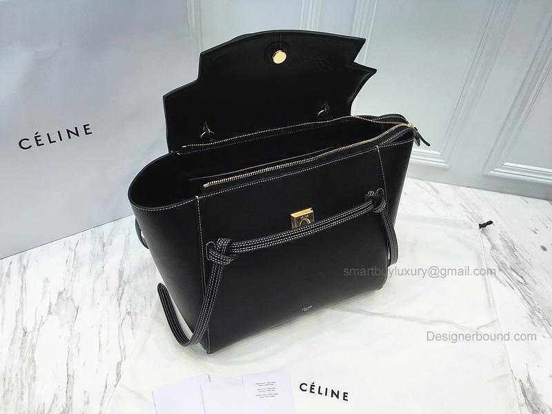 70bee1dffe Celine Belt Bag Black And White. celine black belt bag