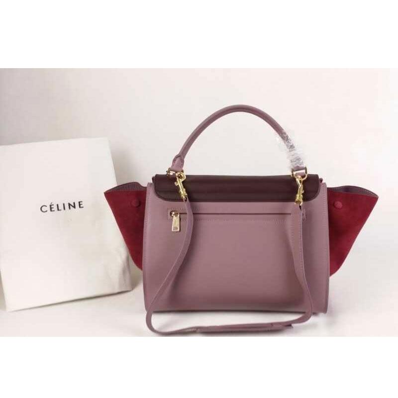 celine bag original - Best Quality Replica Celine Bag Trapeze Multicolor in Suede ...