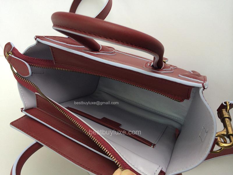 buy celine purse - celine luggage bordeaux, celine mini luggage bag black