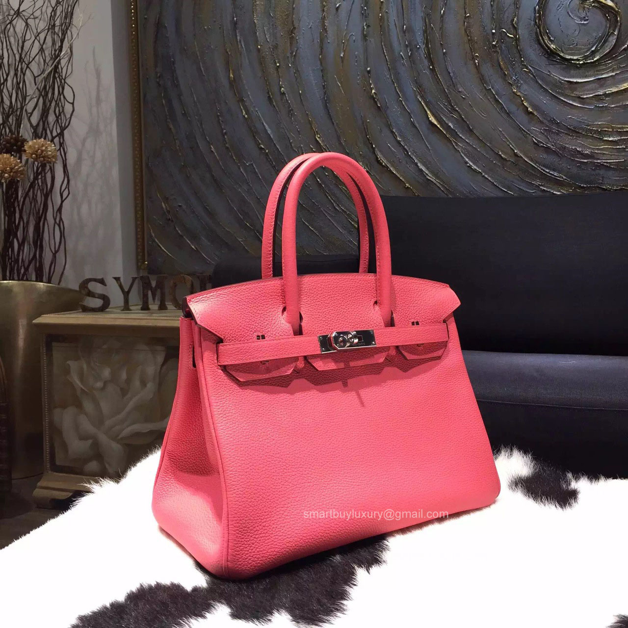 485934d8022b hermes birkin bag 35 rose lipstick togo leather gold hardware ...